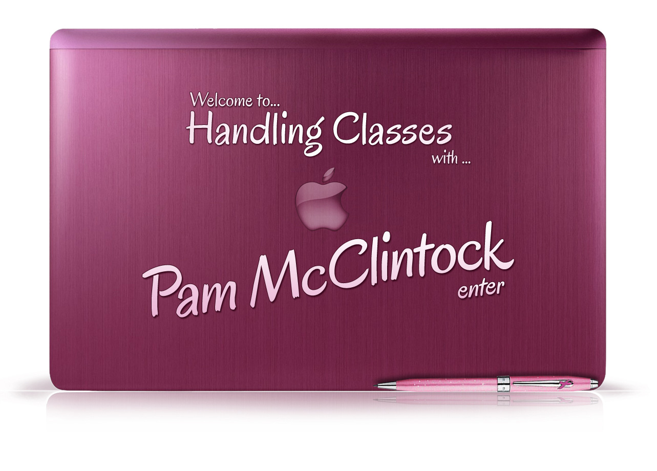 Welcome to Pam's Handling Classes!!